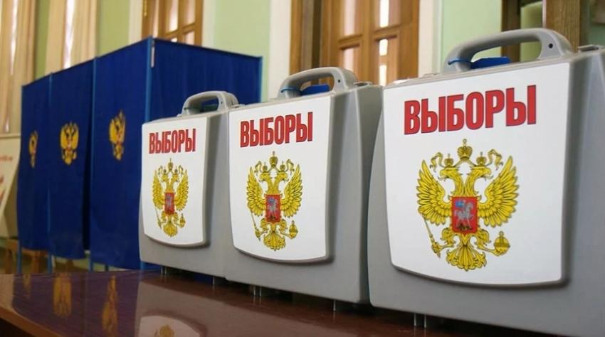 Кполудню навыборах вВоронежской области проголосовали неменее 15% избирателей