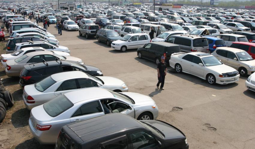 ВЕкатеринбурге подержанные автомобили подорожали всреднем на9%
