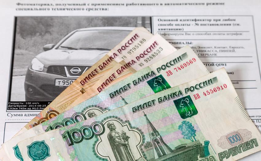 ВВоронеже шофёр все-таки оплатил 140 штрафов отГИБДД