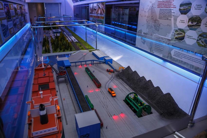 Удивительный поезд-музей приедет вВоронеж 5мая