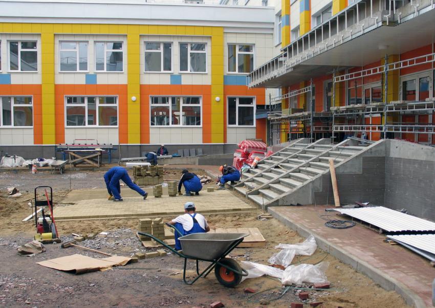 Наремонт школ вВоронеже планируется потратить 75 млн руб.