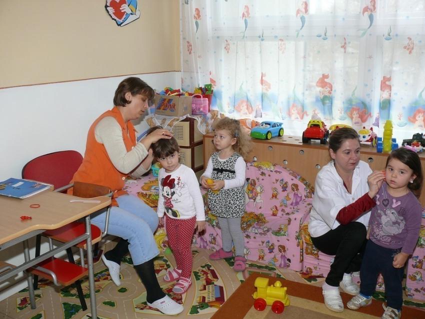 Из-за угрозы здоровью детей вВоронеже закрыли детский парк