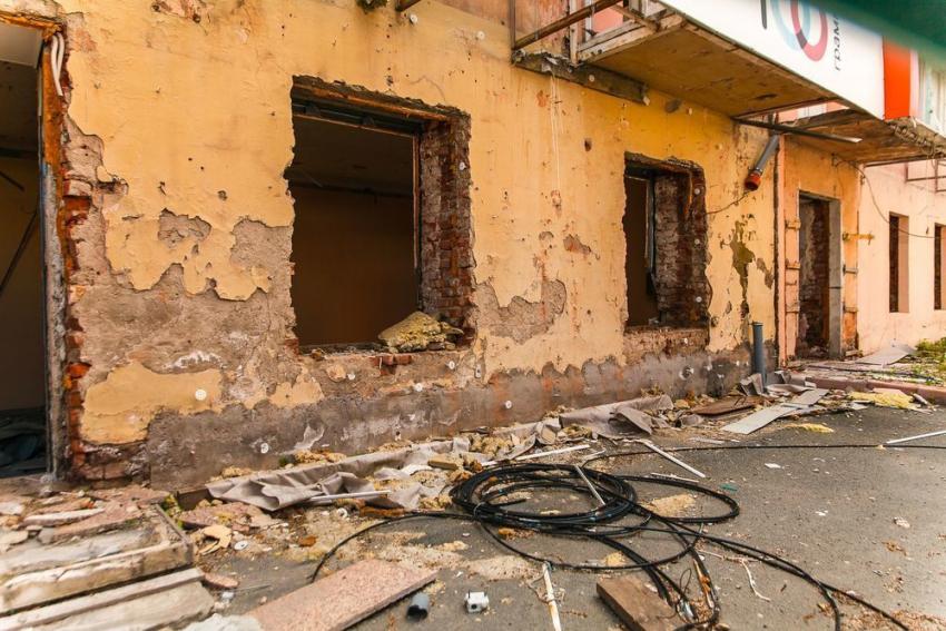 Налевом берегу Воронежа снесут 12 аварийных домов