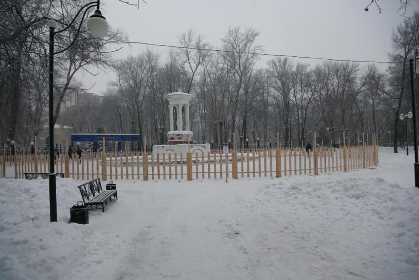 Воронежцы могут бесплатно прокатиться наконьках впарке «Орленок»