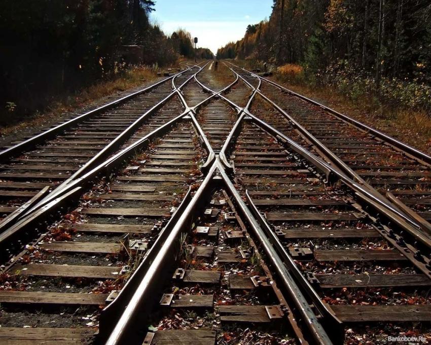 ВВоронежской области остановили поезда из-за подозрительного пакета напутях— Пакеты атакуют