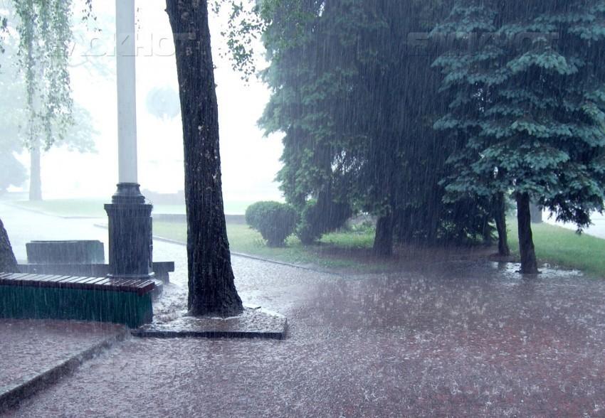 Навыходных вВоронеже ожидаются дожди
