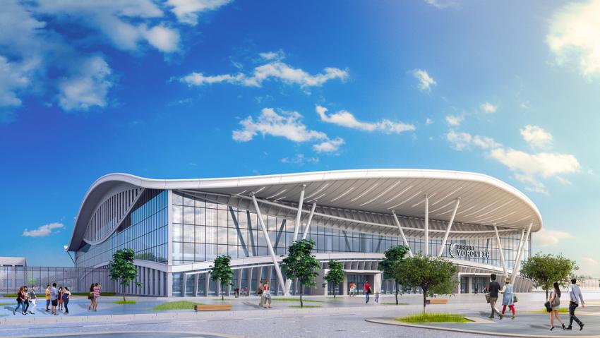 ВВоронеже представили проекты нового аэропорта