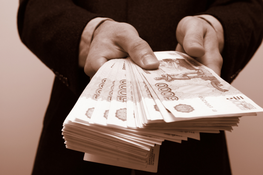Воронежец обманул банки на40 млн. руб.