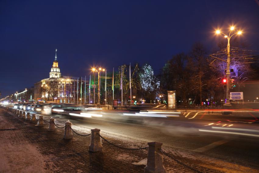 ВВоронеже наплощади Ленина установят светодиодный дисплей