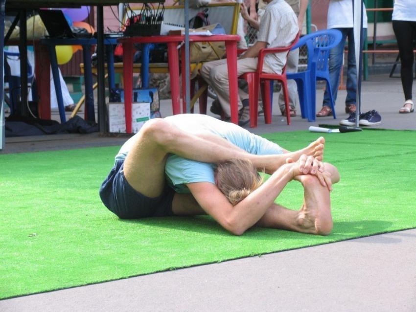 В основном парке Воронежа пройдут бесплатные мастер-классы пойоге