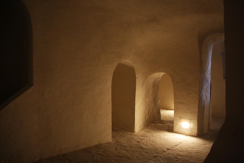 Из пещер воронежского Дивногорья хотят сделать подземные музеи