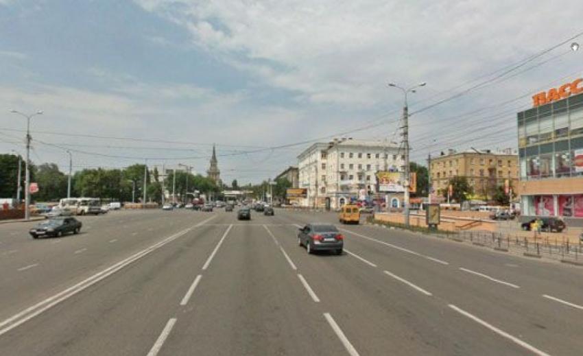 В Воронеже изменится схема