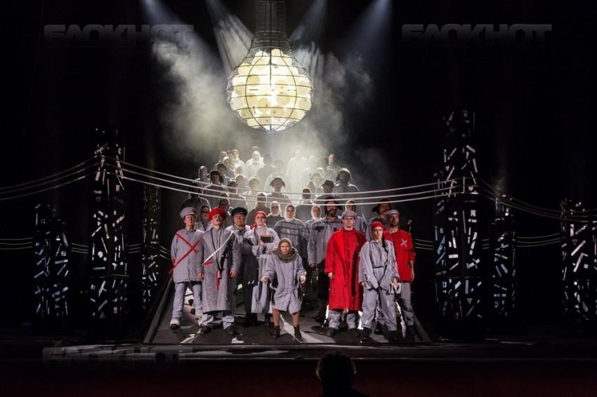 Постановка воронежского театра поборется за премию Золотая маска в шести номинациях