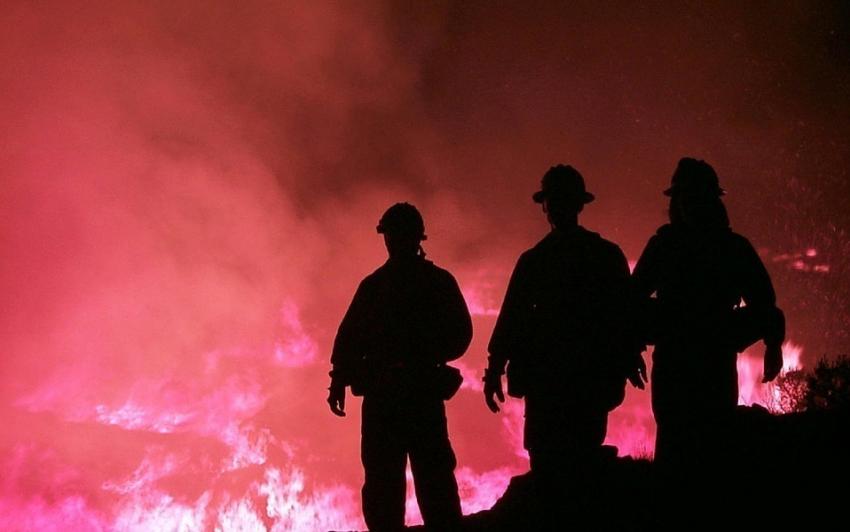 Cотрудники экстренных служб предупредили очрезвычайной пожарной опасности вВоронежской области