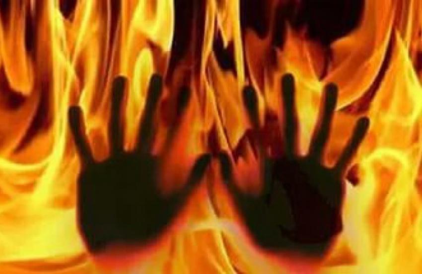 Воронежец, который пытался живьем сжечь приятеля, получил 6 лет колонии