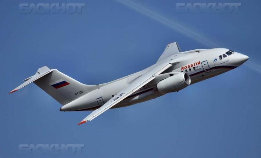 Ан-148 для Минобороны проходит летные испытания в Воронеже