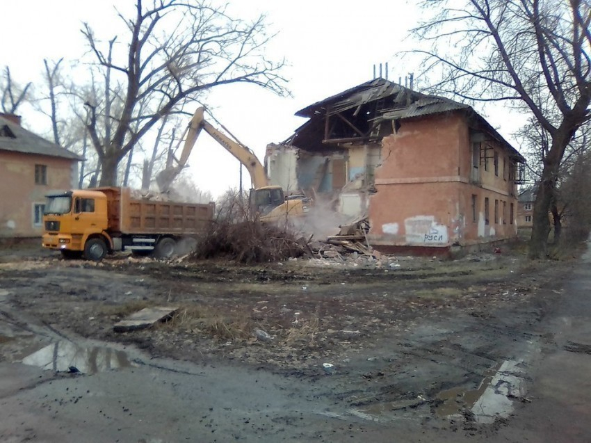 Власти распланировали под застройку ветхий квартал на левом берегу Воронежа