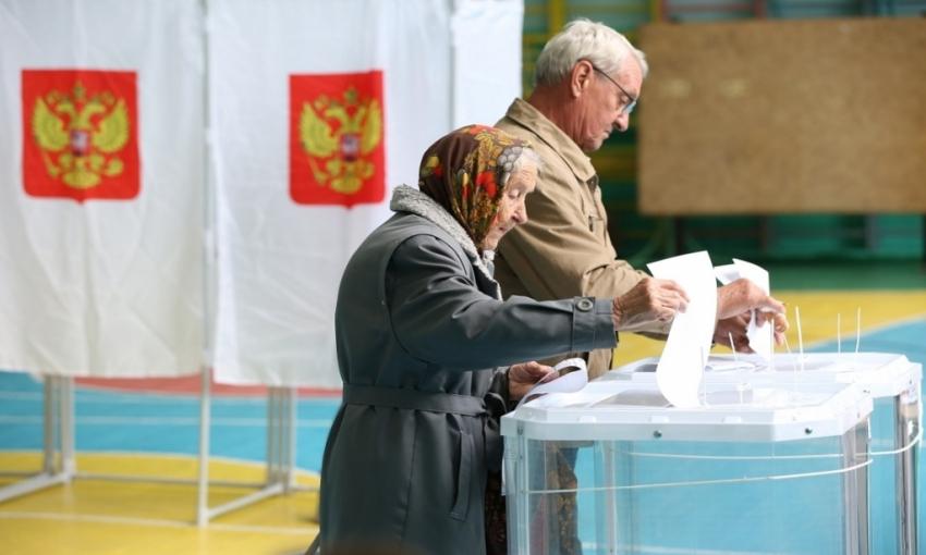 Задва часа врегионе навыборах губернатора проголосовало 5,35% воронежцев