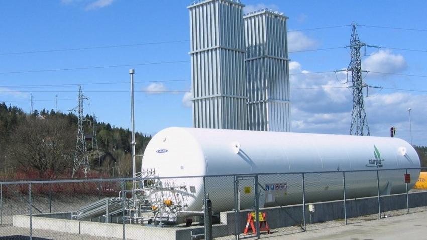 Под Воронежем построят завод попроизводству сжиженного природного газа