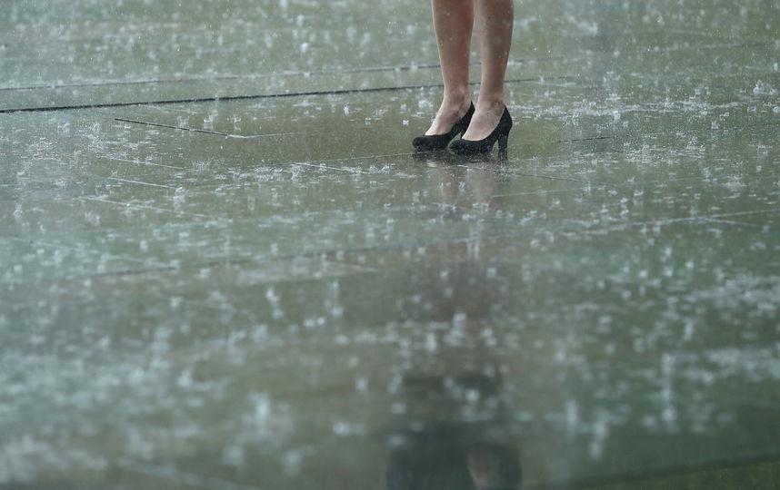 Холодный атмосферный фронт ударит по Воронежу дождями с грозами