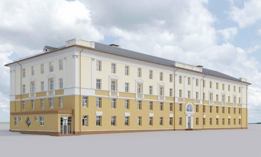 Обновленное здание для детской поликлиники обойдется Воронежу в 300 млн рублей
