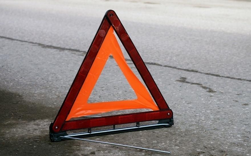 В Советском районе Воронежа иномарка сбила женщину с ребенком