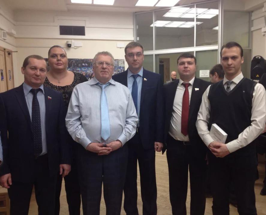 Воронежская ЛДПР двигает в губернаторы выходца из силовых структур