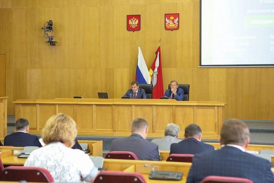 Воронежцы узнали, сколько стоят выборы губернатора