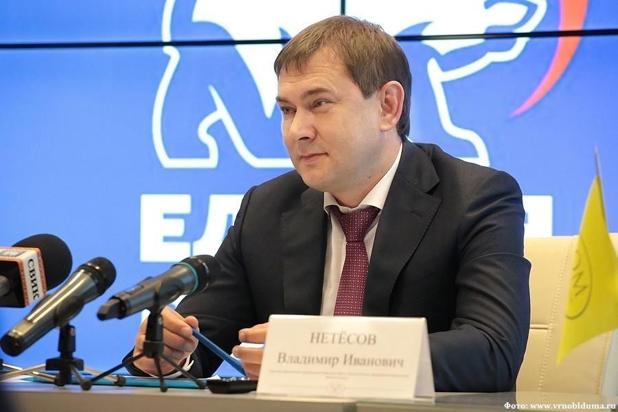 Спикер Воронежской облдумы скакнул в доходах