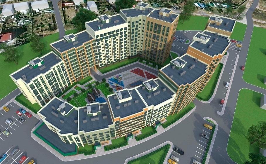 На берегу Воронежского водохранилища построят жилой комплекс