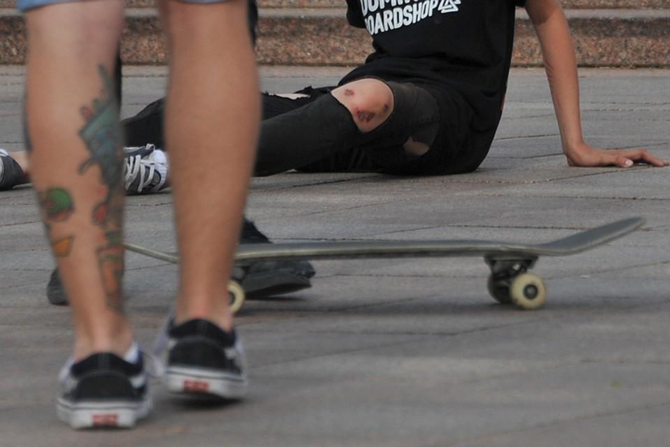 Четверо гопников избили скейтбордиста в центре Воронежа