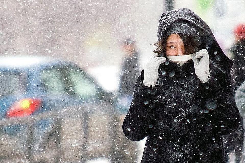 Влажный атлантический воздух испортит зиму в Воронеже