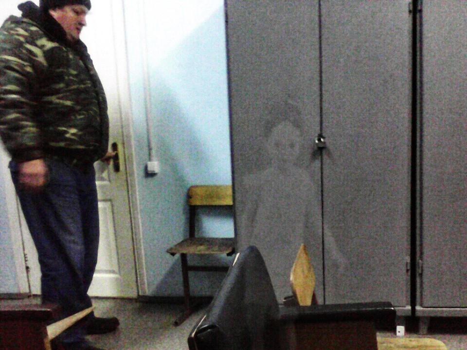 Под Воронежем телефонисты случайно сфотографировали девочку-призрака