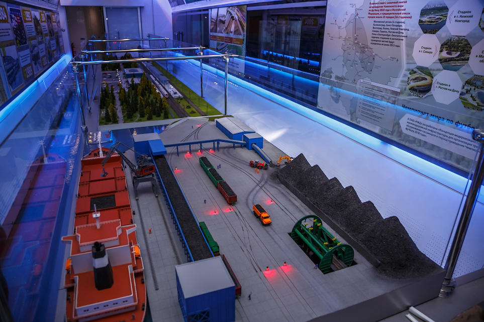 Удивительный поезд-музей приедет в Воронеж 5 мая