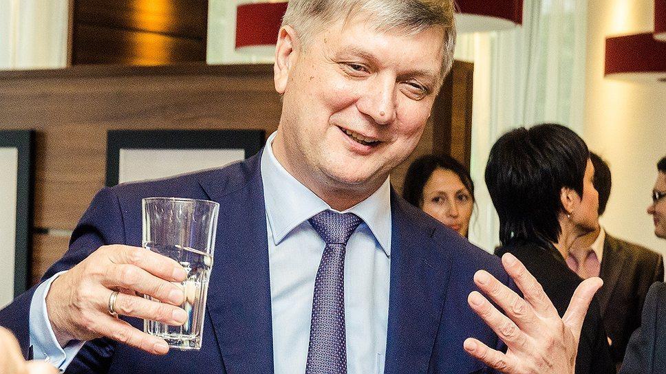 С избранием мэра Воронежа акции Александра Гусева взлетели вверх