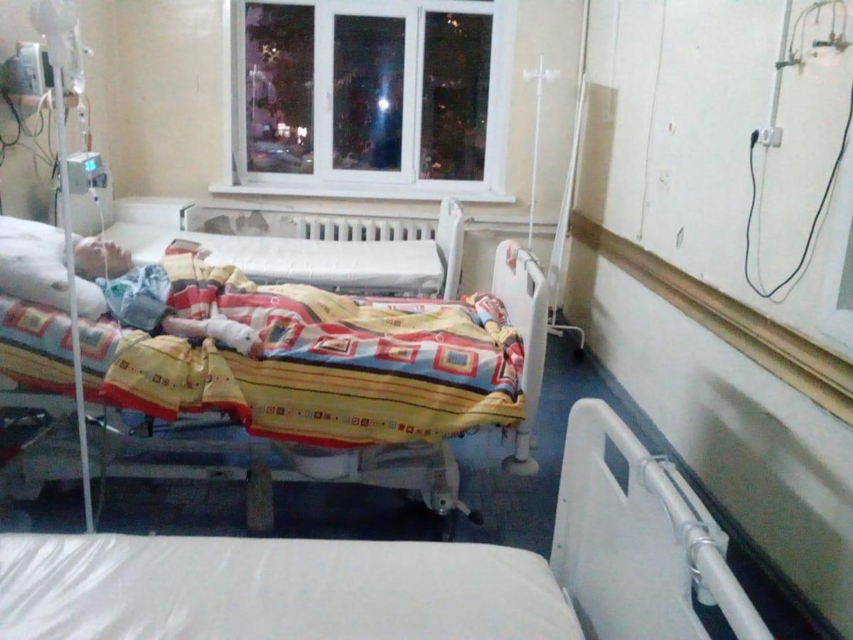 По факту ампутации не той ноги у пенсионерки в Воронеже возбудили уголовное дело
