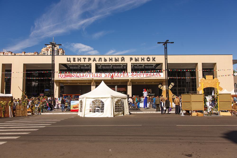 Мэр Александр Гусев отказался передавать Центральный рынок в частные руки
