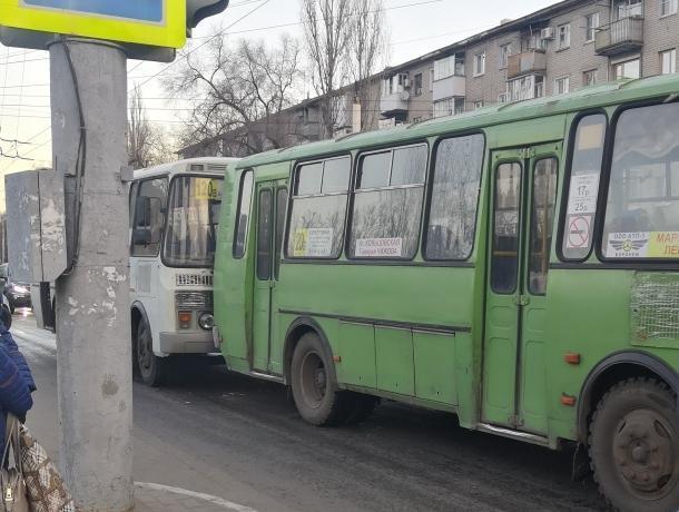 Поцелуй «Пазиков» спровоцировал жесткую пробку в Воронеже