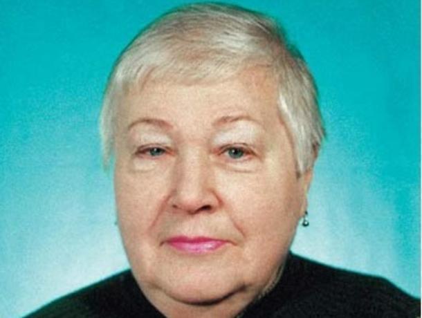 На 84 году жизни скончалась ветеран воронежской прокуратуры Эмилия Крайкина
