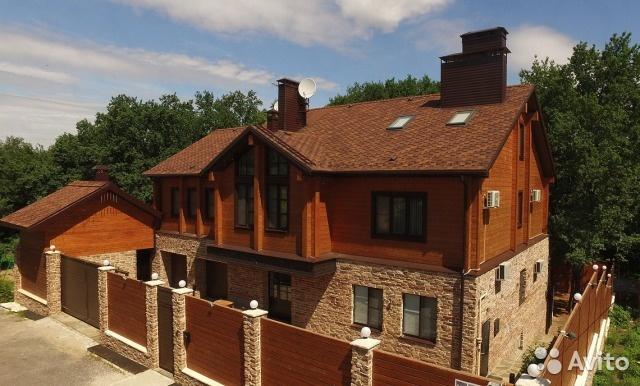 В Северном микрорайоне Воронежа продают дом за 95 млн рублей