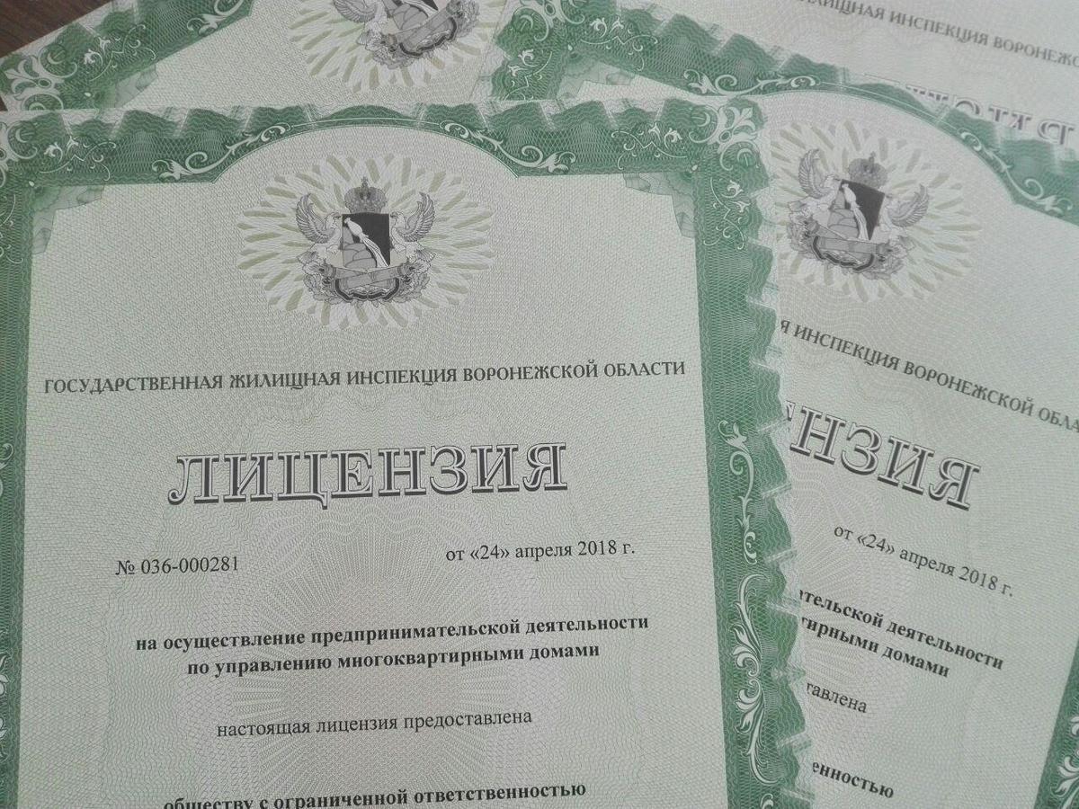 В Воронеже лишат лицензий 10 «пустых» управляющих компаний
