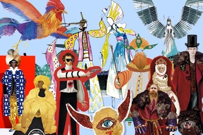 Сборная Марокко стала причиной переноса парада на воронежском Платоновфесте