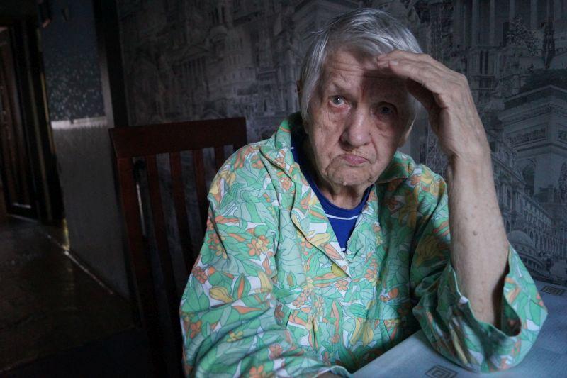 В ПФР ждут моей смерти, чтобы не платить пенсию, - 91-летняя жительница Воронежа