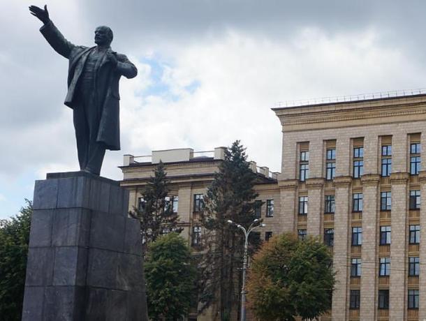 Воронежцы высказались против переименования площади Ленина