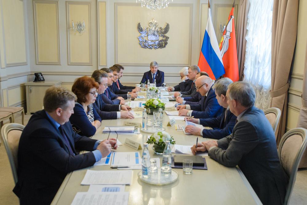 Мэр Воронежа уже отчитался перед Гусевым о своей работе