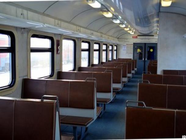 Воронежская электричка несколько станций ехала с трупом пассажирки в вагоне