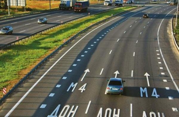 Воронежцев предупредили о штрафах за контроль средней скорости на М4 «Дон»