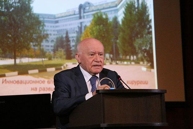 Лео Бокерия стал почетным профессором Воронежского медуниверситета