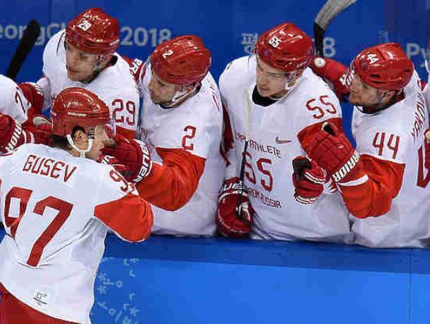 Корвалольно-валидольное утро устроили воронежцам российские хоккеисты
