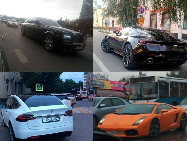 ТОП-5 самых дорогих авто, появившихся в 2017 году в Воронеже